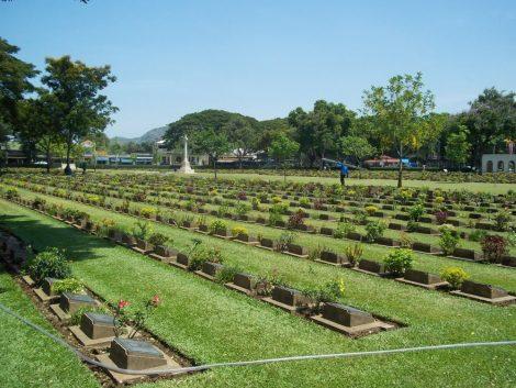 Chung Kai War Cemetery