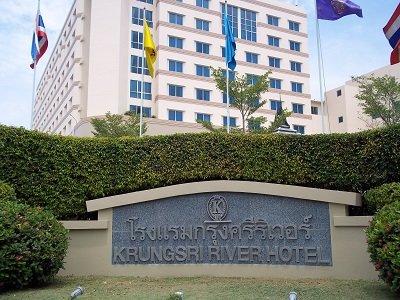 The Krungsri River Hotel