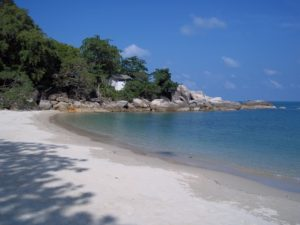 Surat Thani province is famous for its beautiful beaches