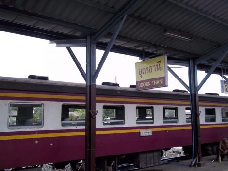 Udon Thani train station
