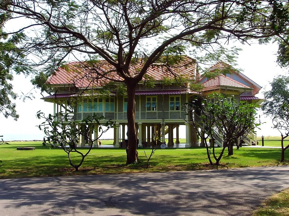 Beachfront Palace in Hua Hin
