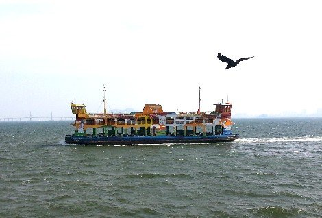 Butterworth to Penang Ferry