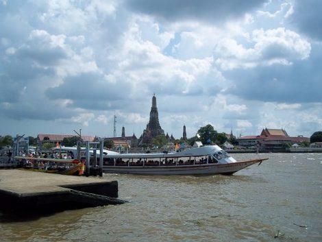 Chao Phraya Express Boat Service