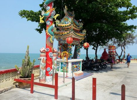 Chinese Temple at Hua Hin
