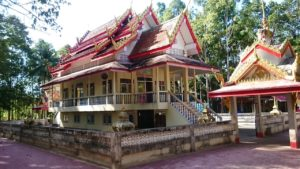 Southern Thai Style Temple