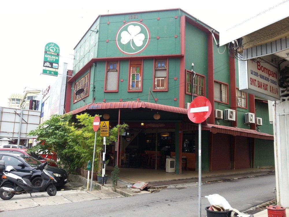 Golden City Restaurant, Kota Bharu