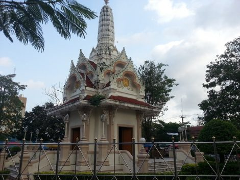 City Pillar Shrine in Chumphon
