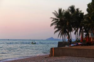 beach-in-hua-hin-at-sunset