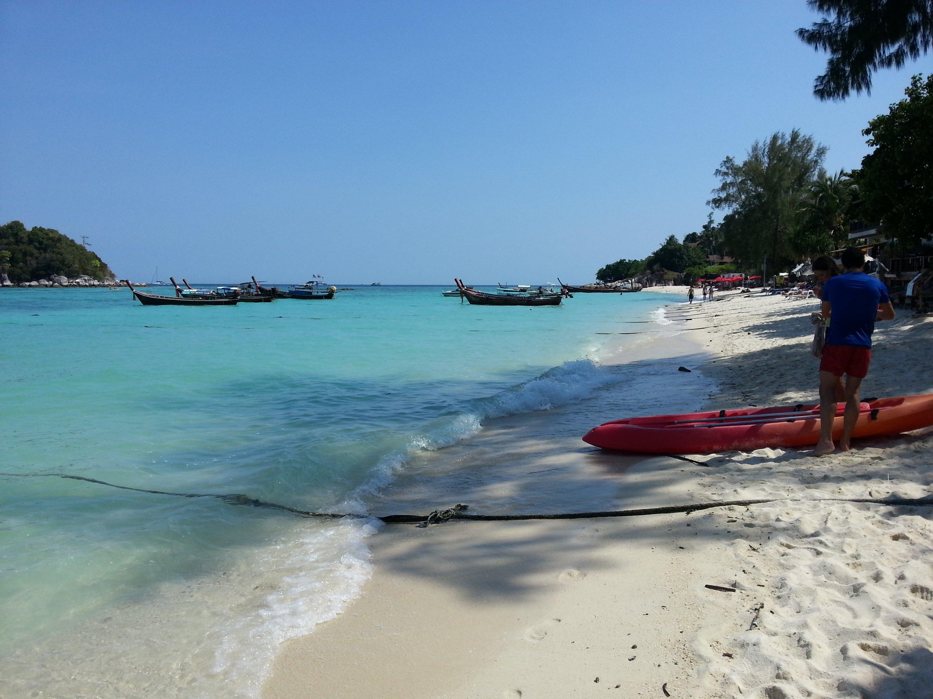 Sunrise Beach in Koh Lipe