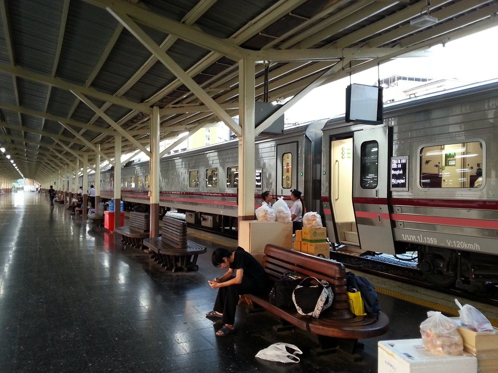 Bangkok Train Station