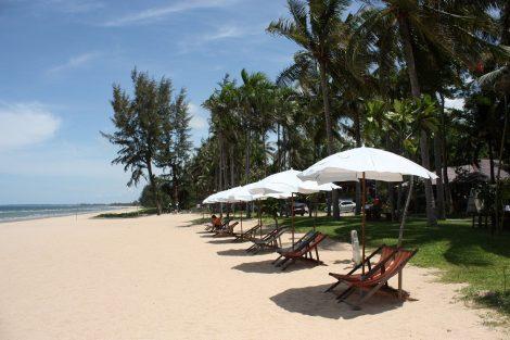 Beach at Ban Krut