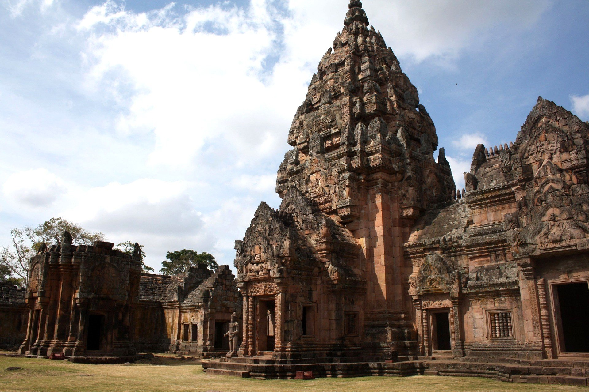 Phanom Rung Historical Park is near Buri Ram