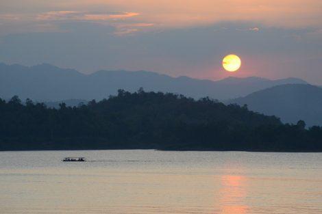 Kaeng Krachan National Park near Phetchaburi