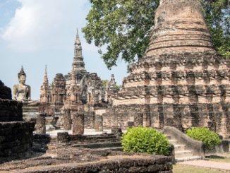 Sukhothai Historical Park is near Phitsanulok