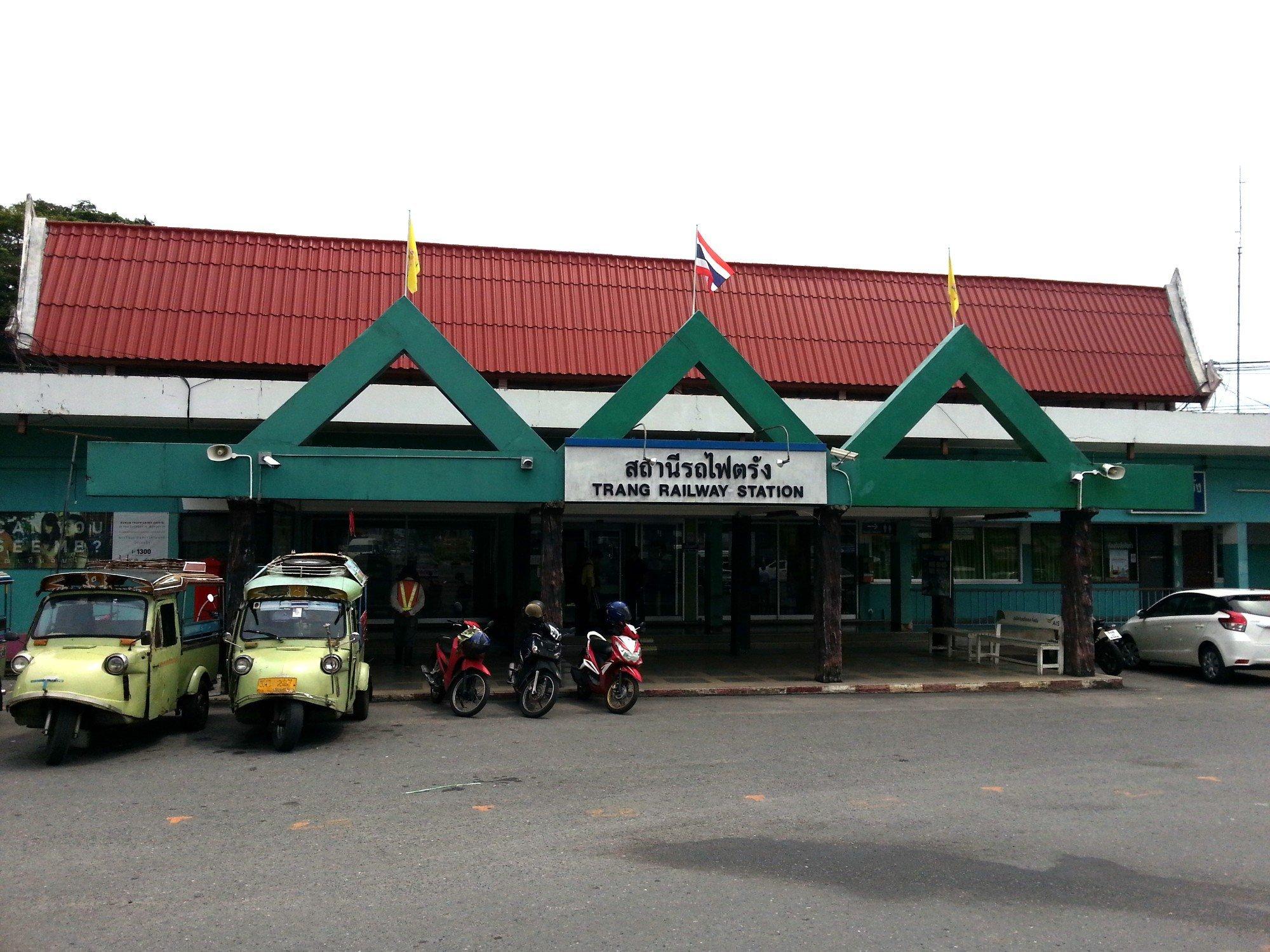 Trang Railway Station