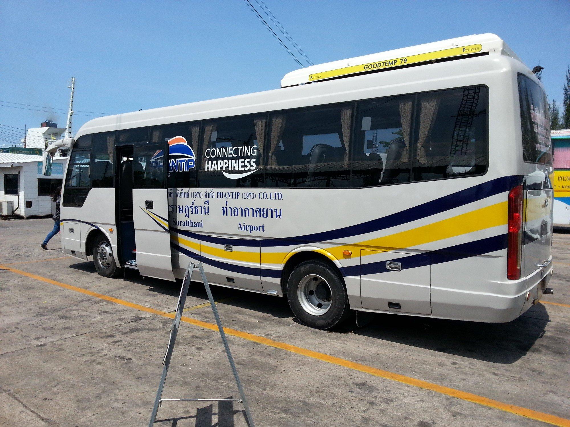 Phantip Travel Bus Service