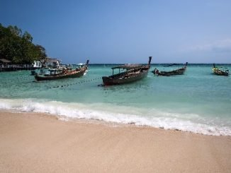 Chumphon is the departure point for ferry services to Koh Tao