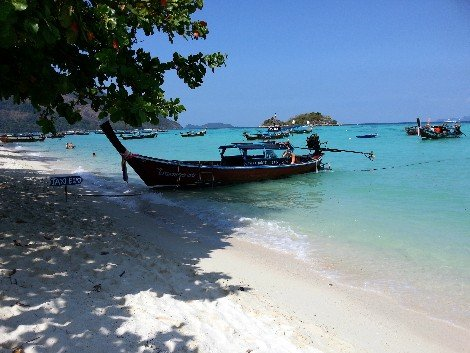 Hat Yai is the connection point for travel to Koh Lipe