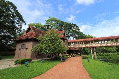 Sanam Chan Palace in Nakhon Pathom