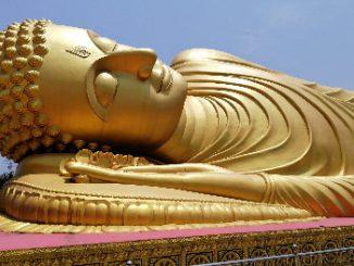 Wat Phranon Laem Pho near Hat Yai