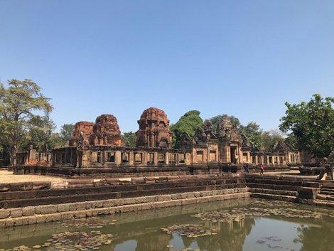 Prasat Hin Mueang Tam near Buri Ram
