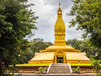 Wat Nong Pa Phong near Ubon Ratchathani